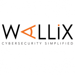 logo for WALLIX cybersecurity