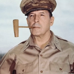 image of General Douglas MacArthur
