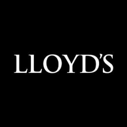 Logo for Lloyd's of London