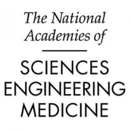 logo for National Academies of Sciences Engineering and Medicine