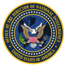 Logo for U.S. National Intelligence Strategy